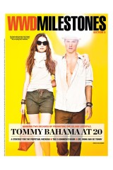 Tommy Bahama Milestones