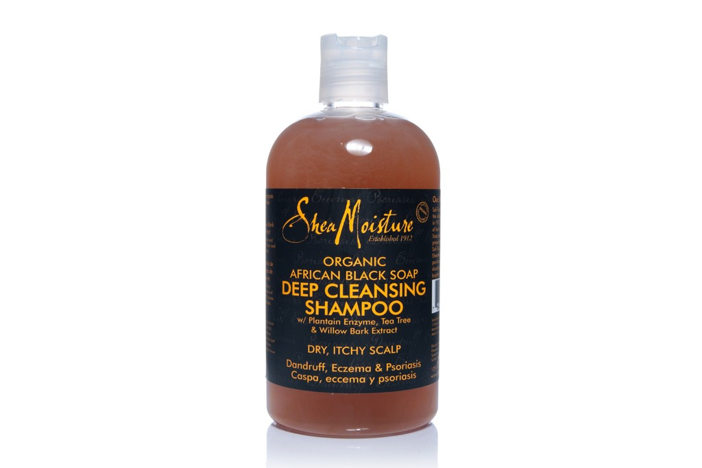 African Black Soap Deep Cleansing Shampoo by SheaMoisture