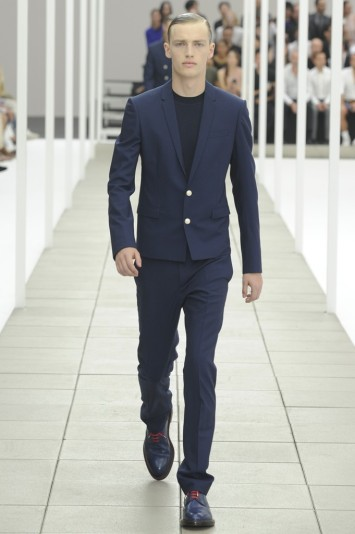 Dior Homme RTW Spring 2013