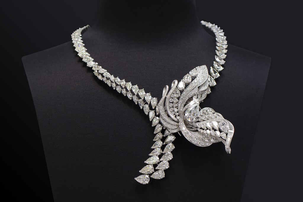 A piece from De Beers' Imaginary Nature collection.