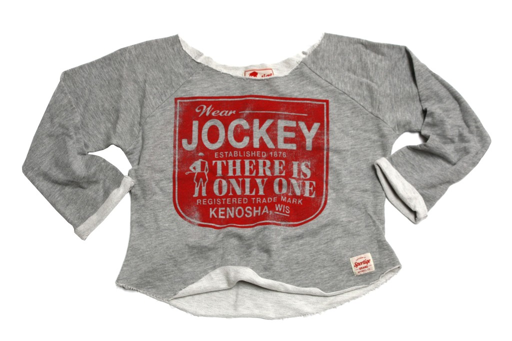 A top from the Sportiqe for Jockey collection.