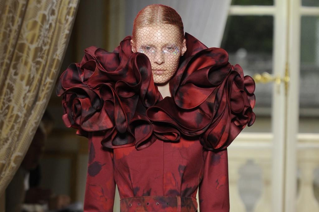 Giambattista Valli Fall Couture 2012
