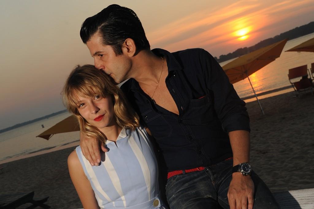 Annabelle Dexter-Jones with André Saraiva