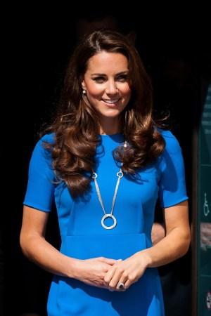 The Duchess of Cambridge in Stella McCartney.