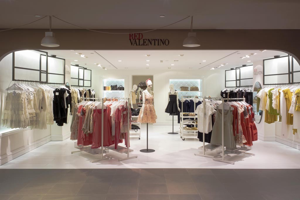 The Red Valentino.