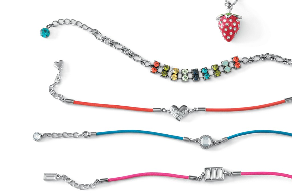Lia Sophia's new Sisters collection for teens.