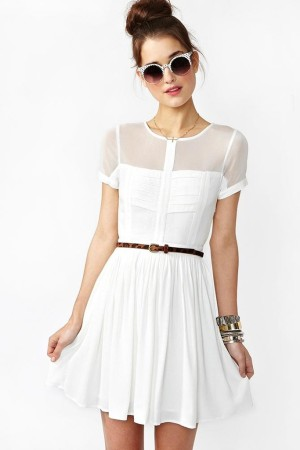 Summer dresses are a current bestseller for Lyst.