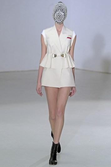 Maison Martin Margiela Fall Couture 2012