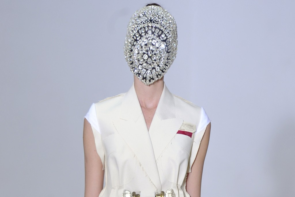 Maison Martin Margiela Fall Couture 2012