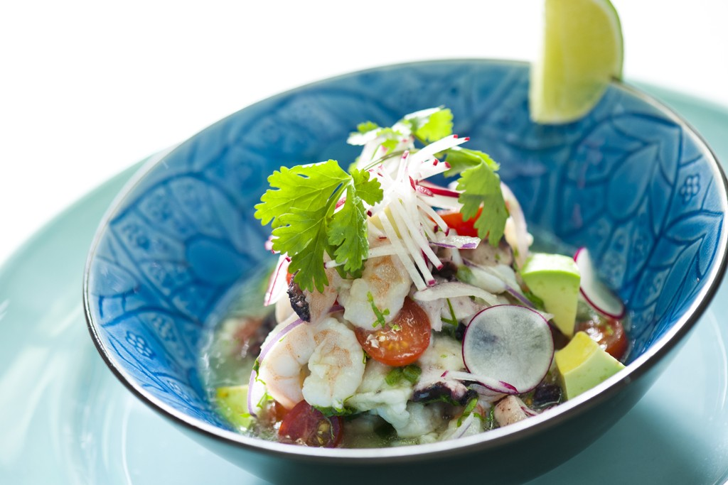 A dish from My Ceviche.