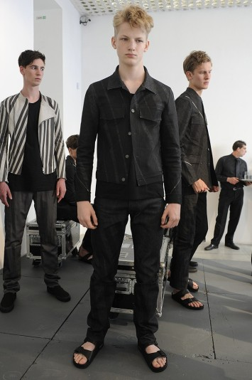 No Editions Men's RTW Spring 2013