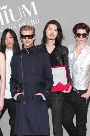 The winners of this year's Premium Young Designers Award