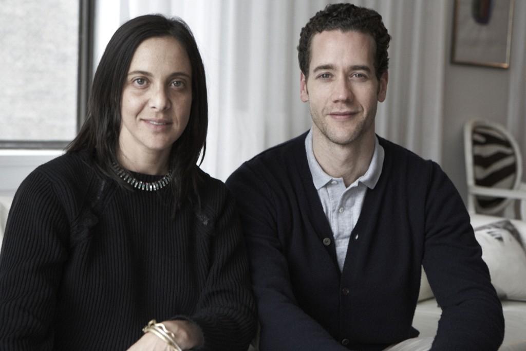 Fernanda Domit and José Ramón Reyes.