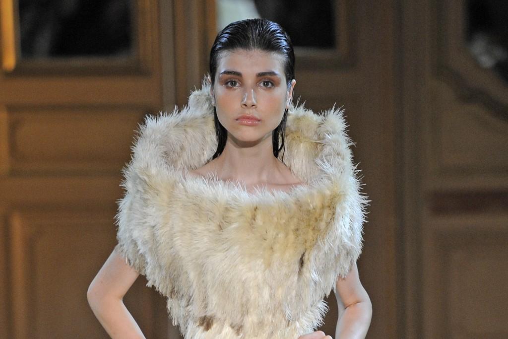 Serkan Cura Fall Couture 2012
