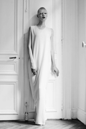 A dress by Nicolas Andreas Taralis for Honest by.
