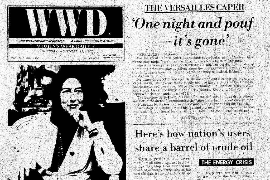 WWD November 29, 1973