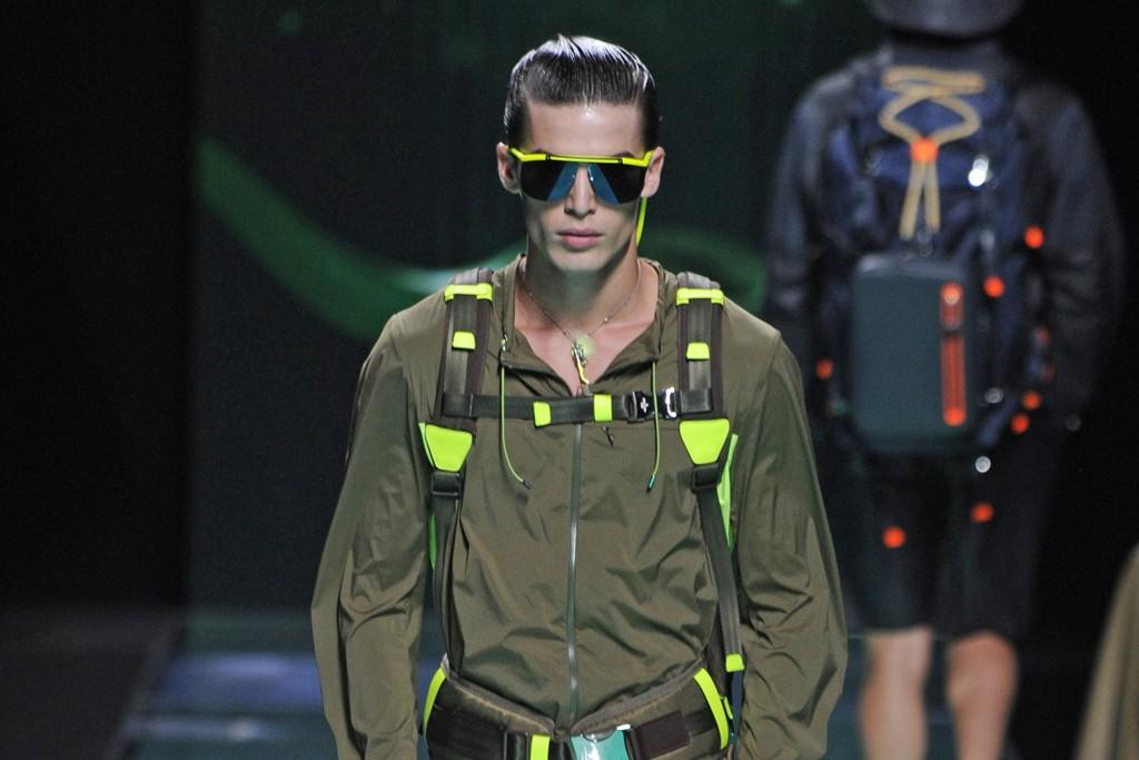 CHIC ATHLETIC: Louis Vuitton Men's RTW Spring 2013