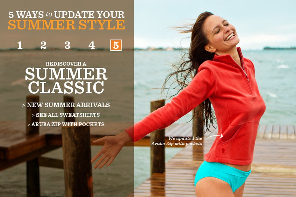 Tommy Bahama's Web site.