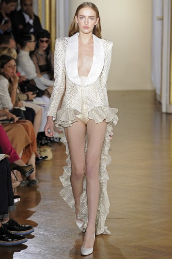 Worth Fall Couture 2012