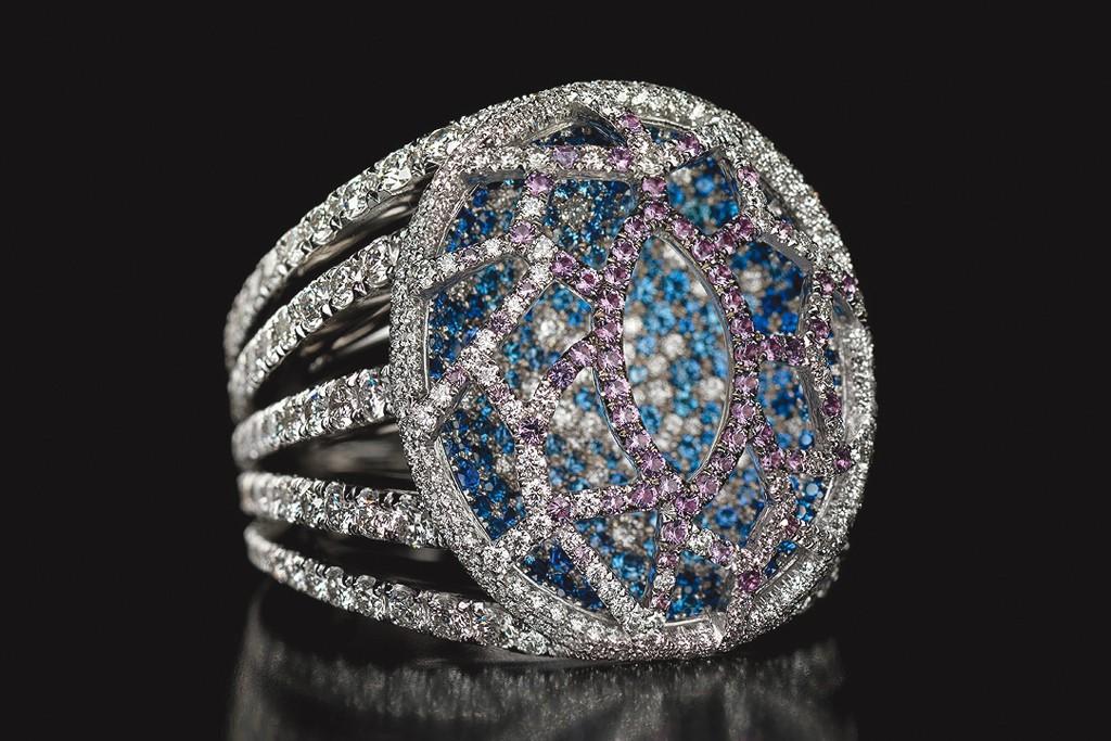 A Jay Carlile & Co. ring.