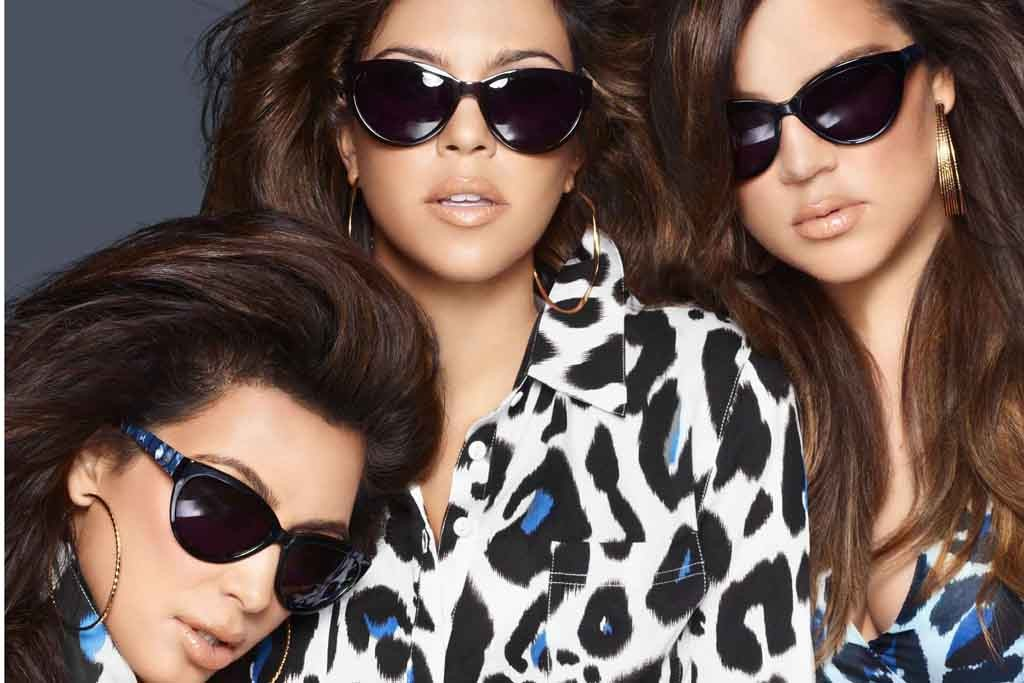 Kim, Kourtney and Khloe Kardashian.