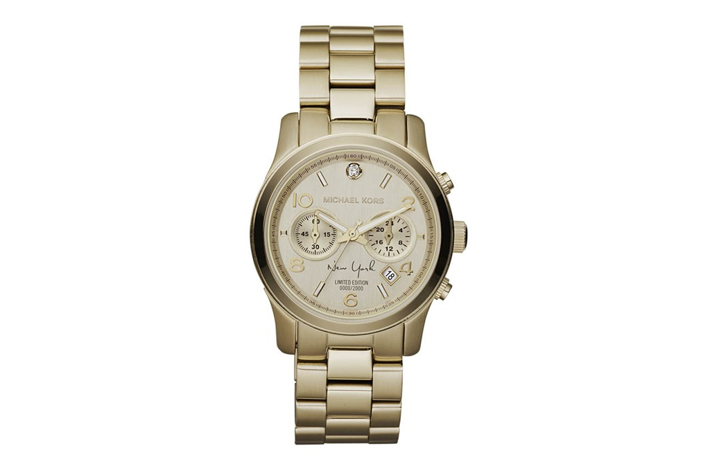 Michael Kors limited edition Runway watch.