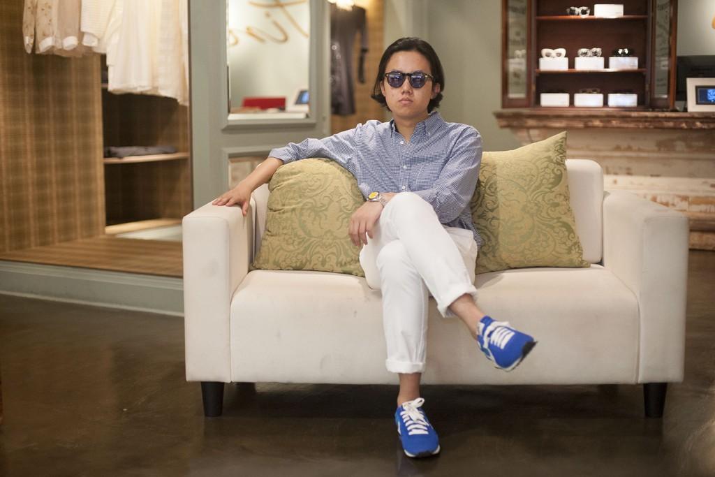 Chair Yuan