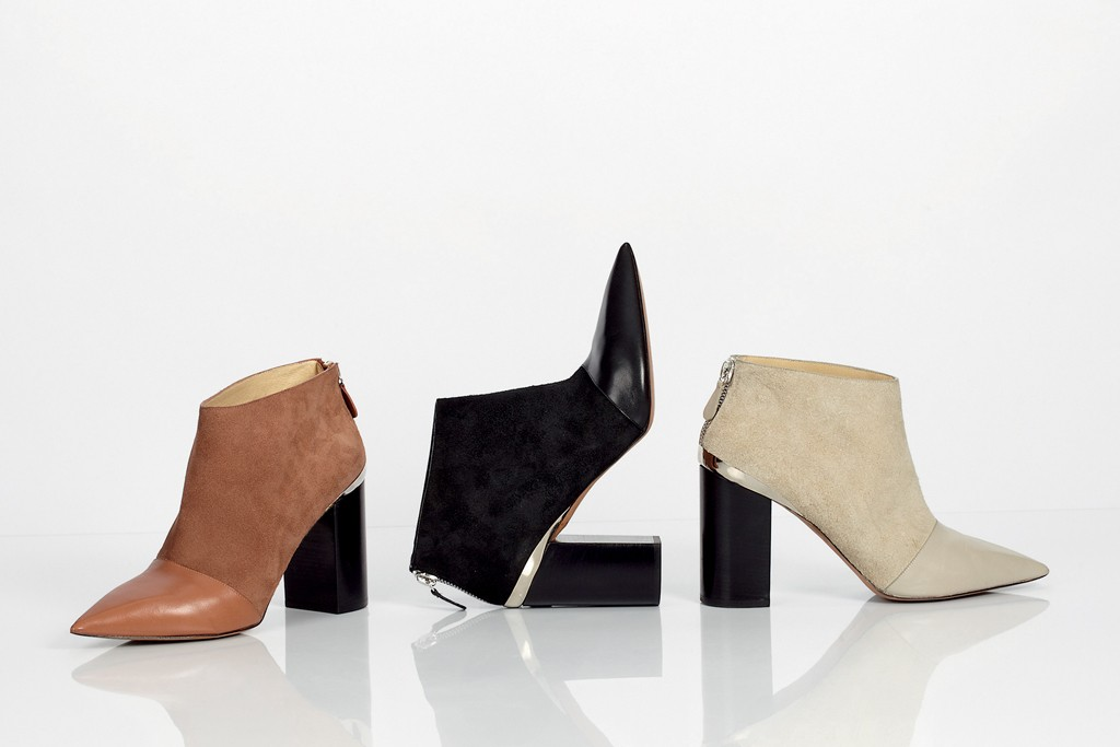 Shoes from See by Chloé.