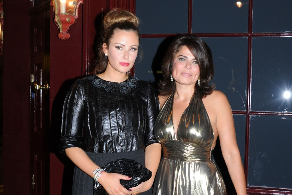 Camilla Al Fayed and Daniella Issa Helayel