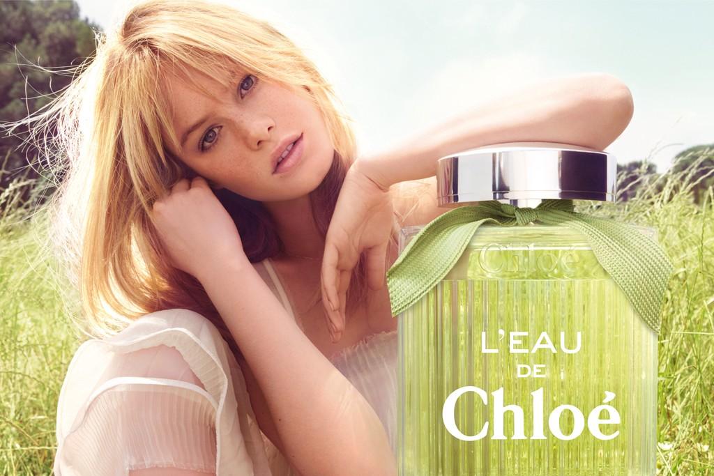 L'Eau de Chloé was introduced in February.
