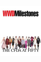 WWD Milestones CFDA at 50