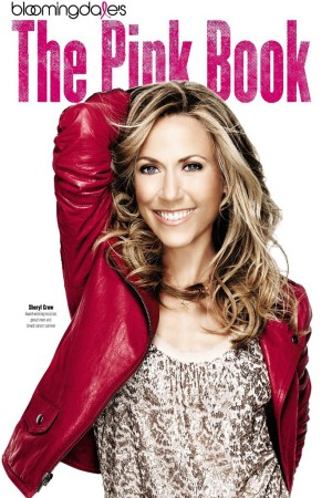 Sheryl Crow on the cover of The Pink Book.
