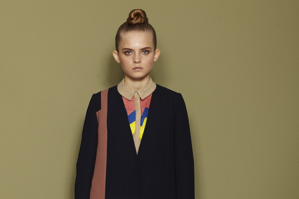 A look from Fake Natoo Fall / Winter 2012.