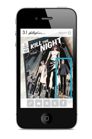 A look at the new app from 3.1 Phillip Lim.