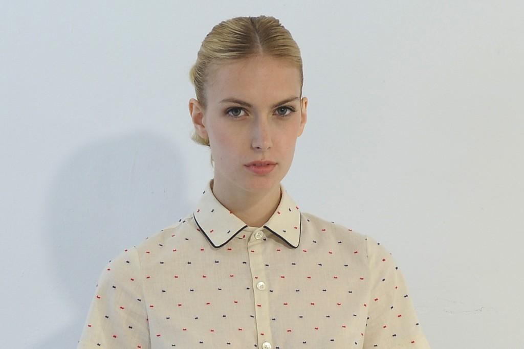 Lauren Moffatt RTW Spring 2013
