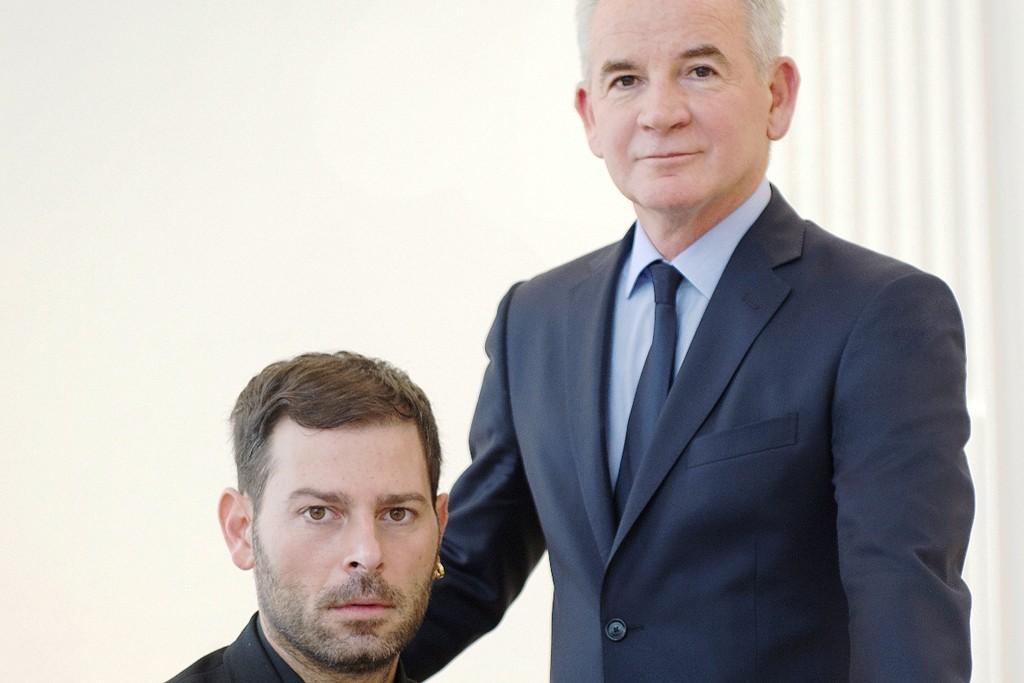 Massimo Ferretti and Fausto Puglisi