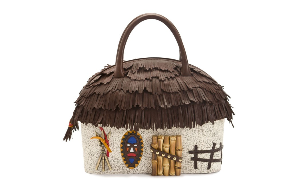 A novelty bag from Braccialini.