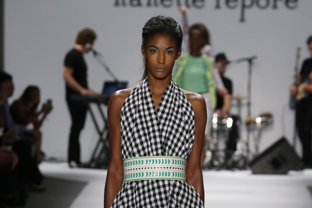 Nanette Lepore RTW Spring 2013
