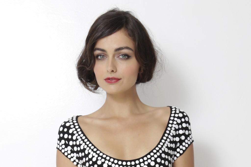 Norma Kamali RTW Spring 2013