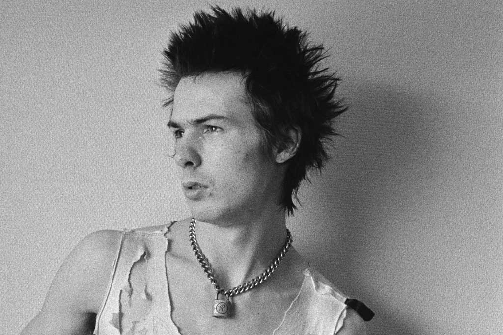 Sid Vicious in 1977.