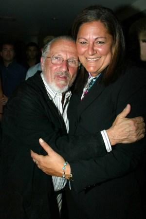 Stan Herman and Fern Mallis