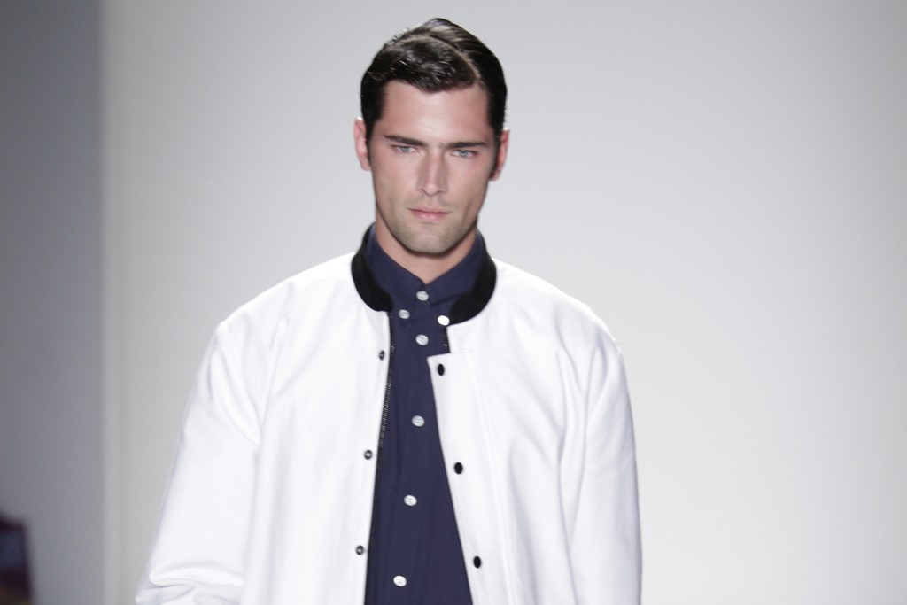 BOMBER JACKETS: Timo Weiland RTW Spring 2013