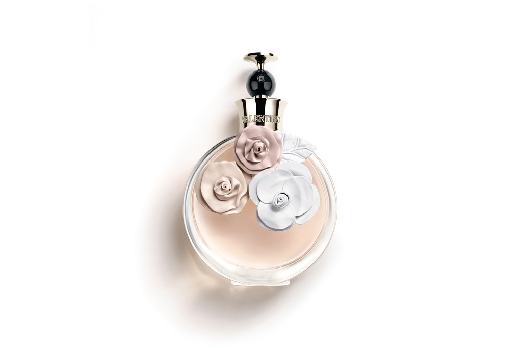 The Valentina fragrance launched in 2011.