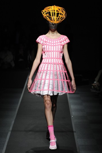 Anrealage RTW Spring 2013