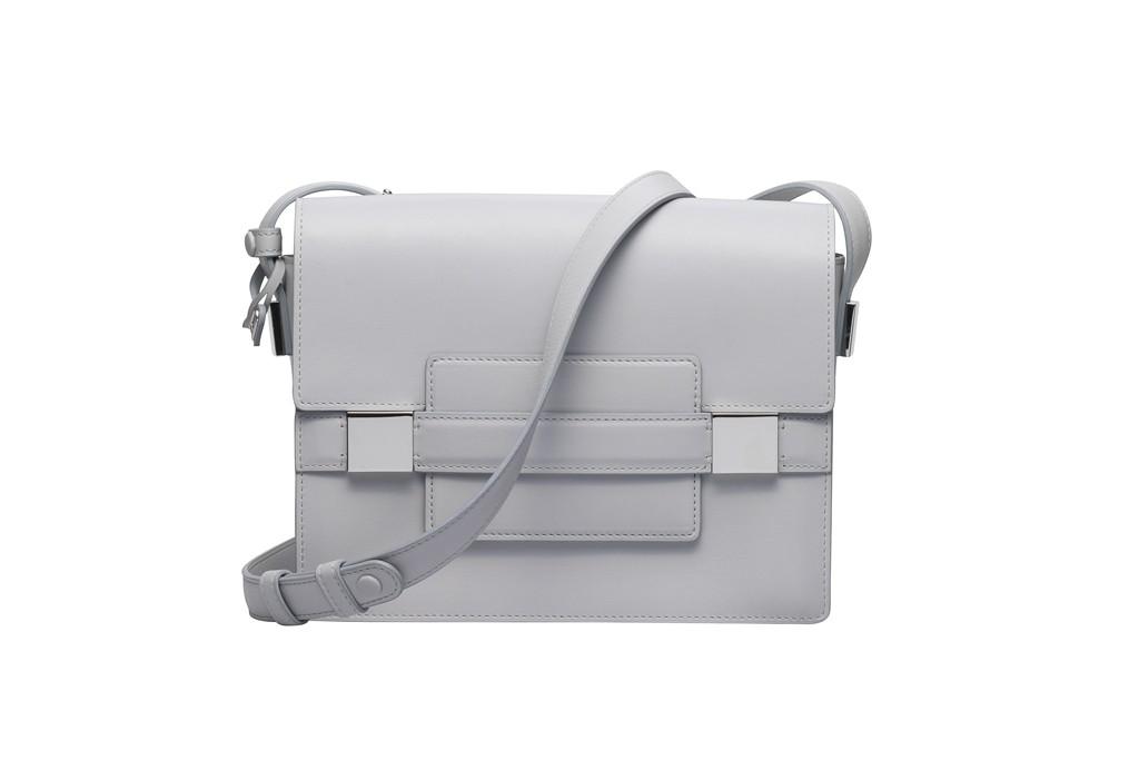 A handbag from Delvaux.