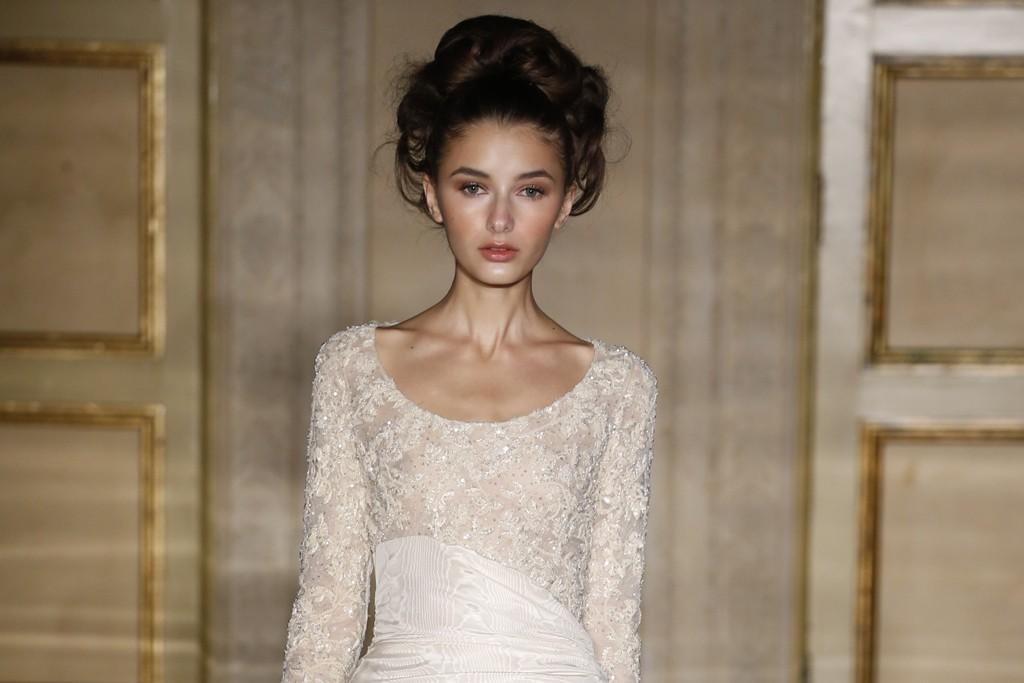Douglas Hannant Bridal Fall 2013