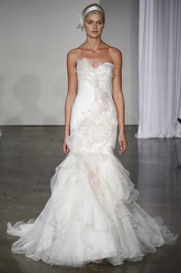 Marchesa Bridal Fall 2013