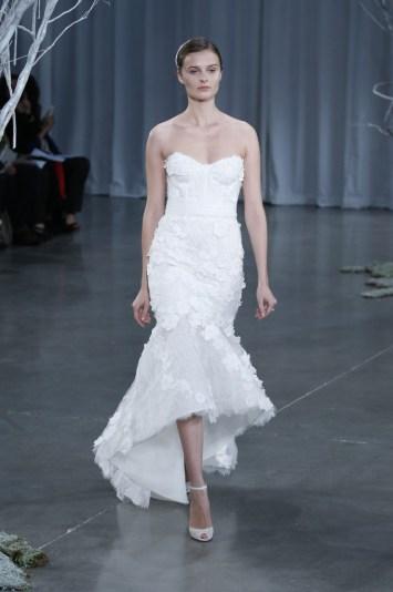 Monique Lhuillier Bridal Fall 2013
