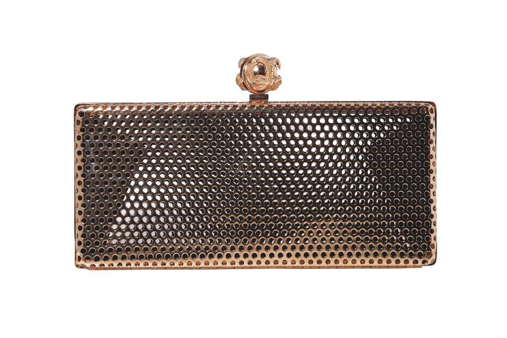A Reece Hudson clutch, $1,195.