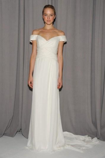 Nicole Miller Bridal Fall 2013